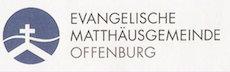 LOGO; Quelle: Ev. Matthäusgemeinde Offenburg